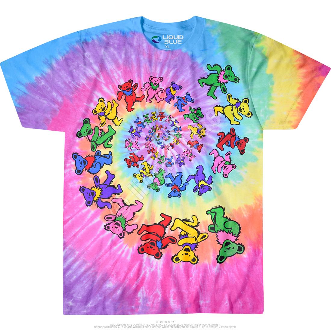 tie dye shirts wholesale photo - 1