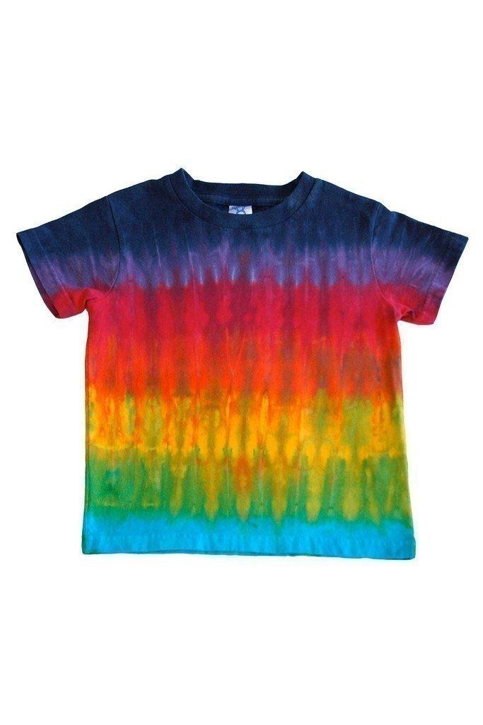 tie dye stripes photo - 1