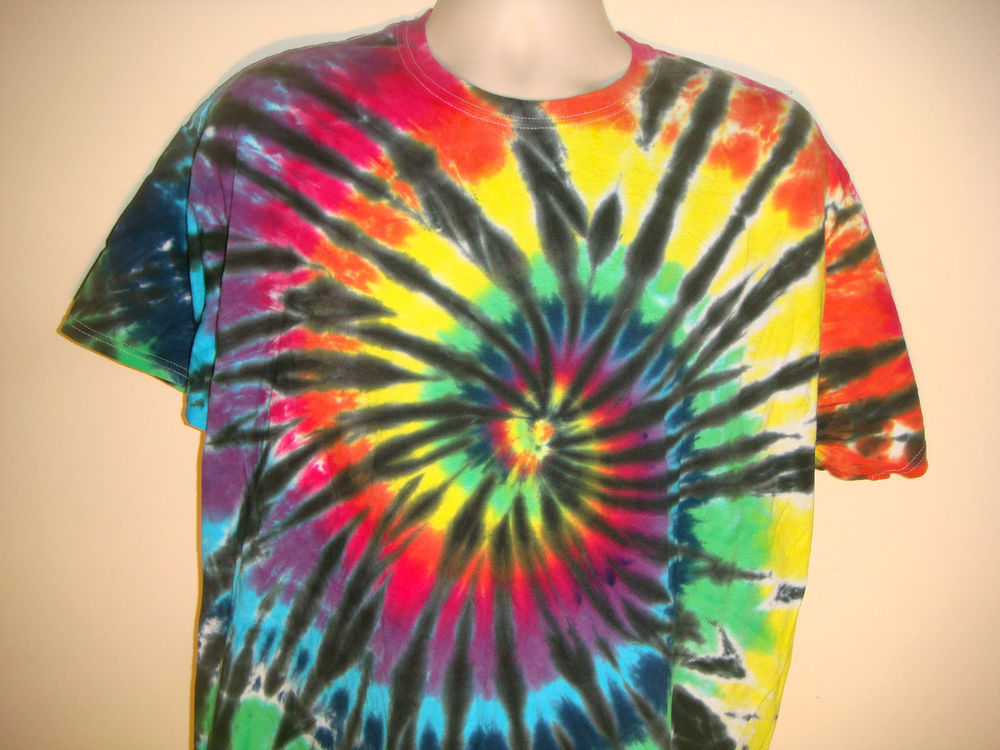 tie dye styles photo - 1