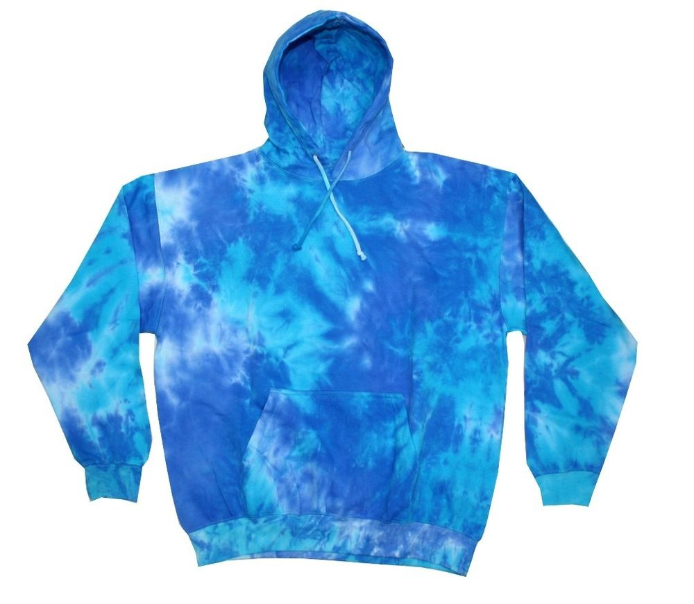 tie dye sweatshirt photo - 1