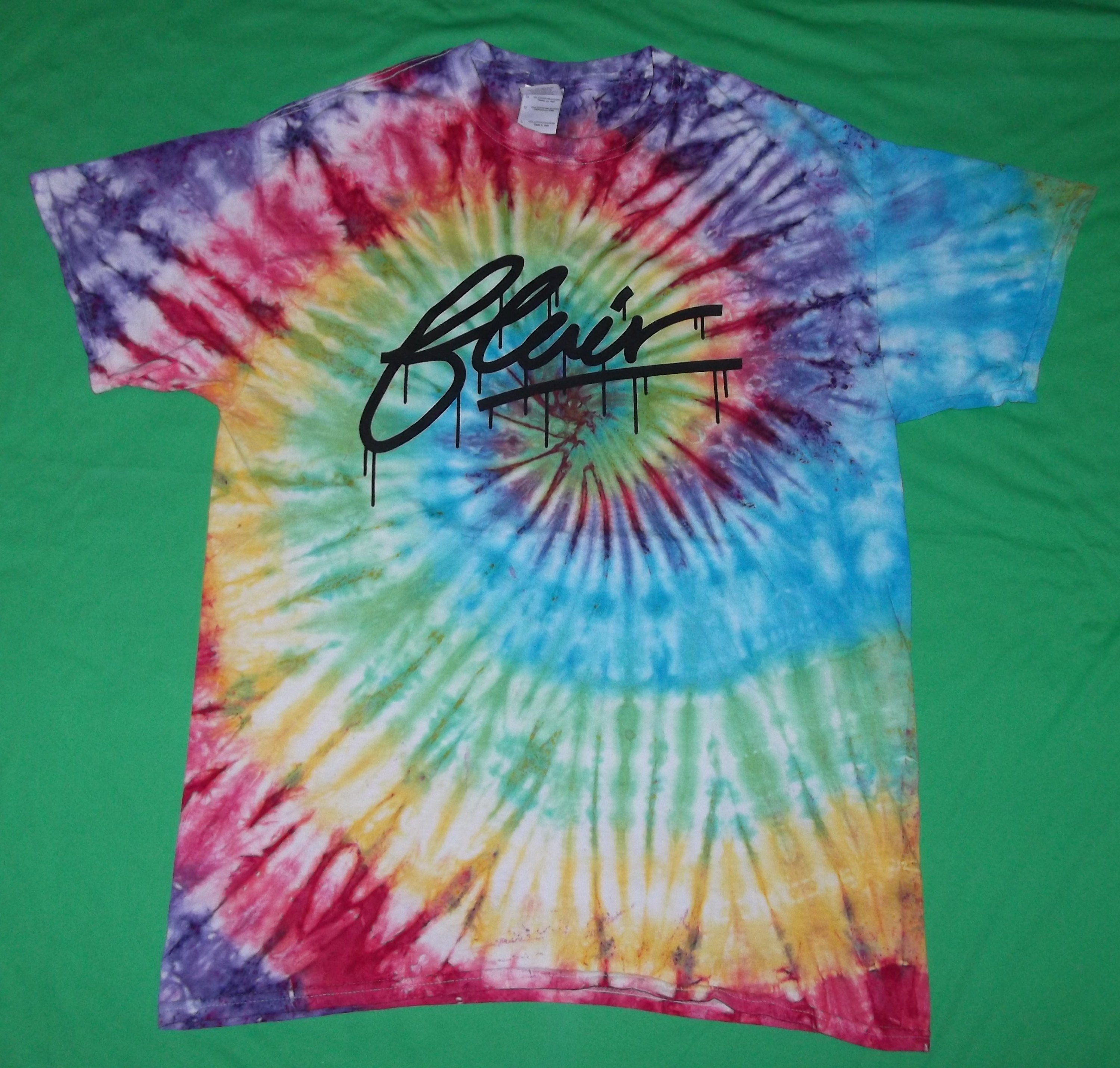 tie dye t shirt photo - 1