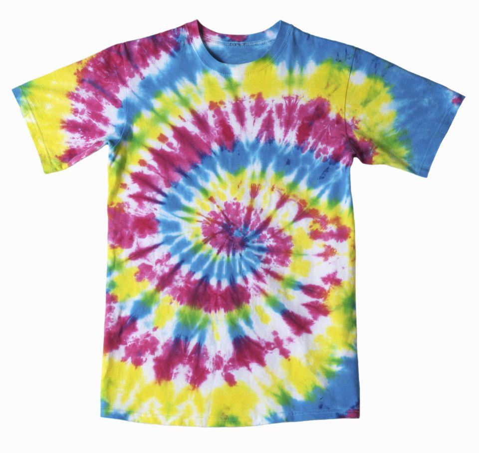 tie dye t shirt designs photo - 1