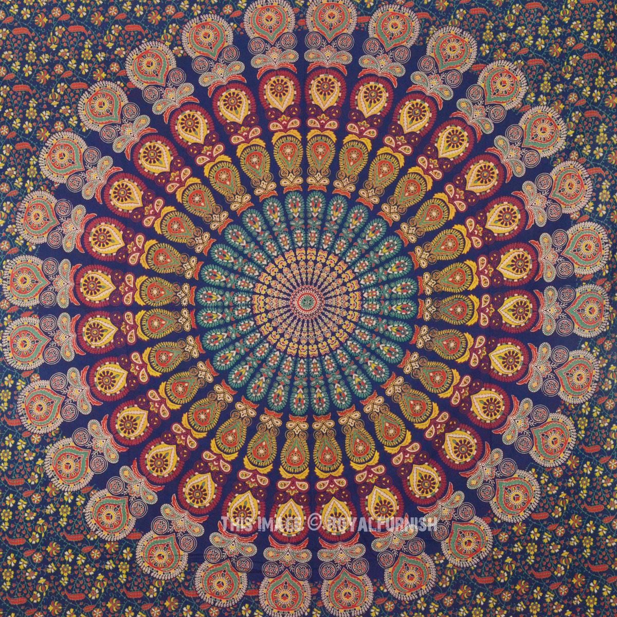 tie dye tapestry photo - 1