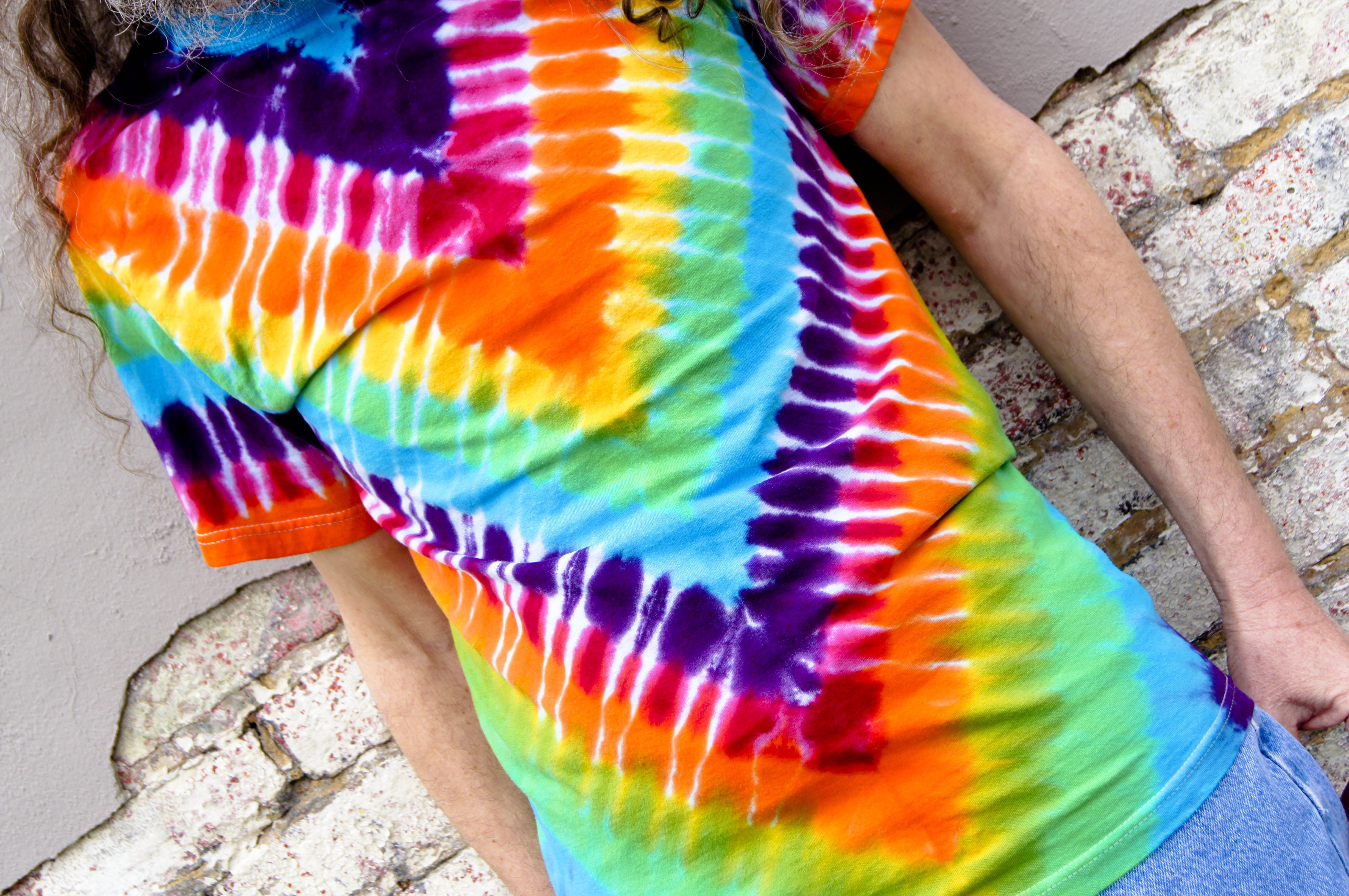 tie dyed photo - 1
