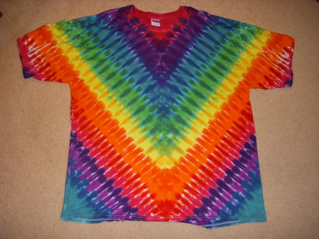 tie dying photo - 1