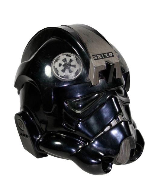 tie fighter helmet photo - 1