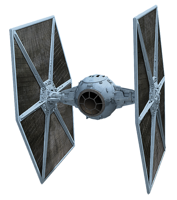 tie fighter png photo - 1