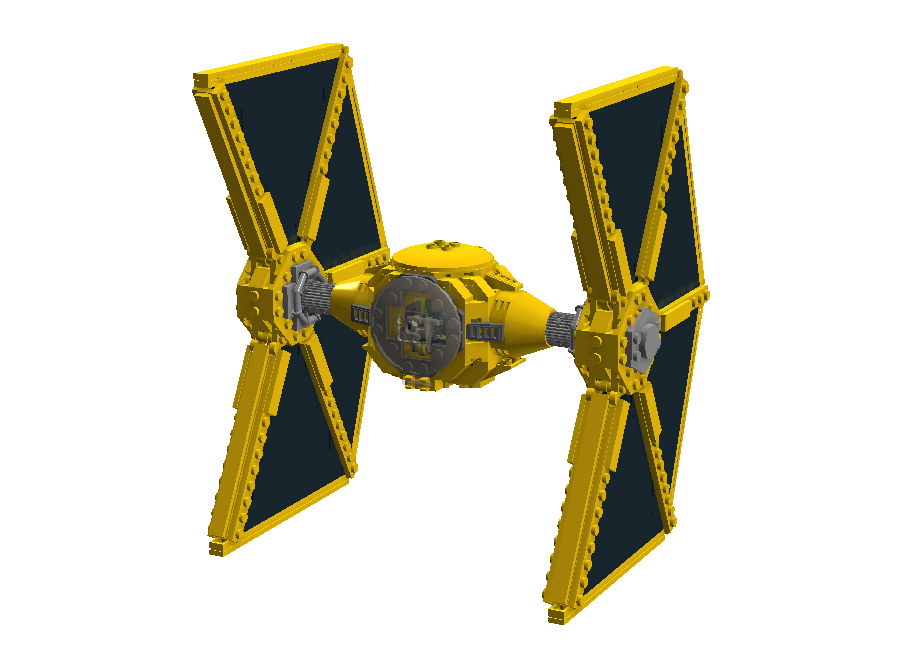 tie fighter tie photo - 1