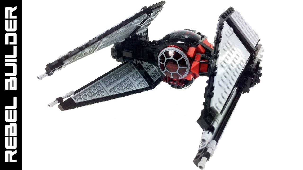 tie interceptor lego photo - 1