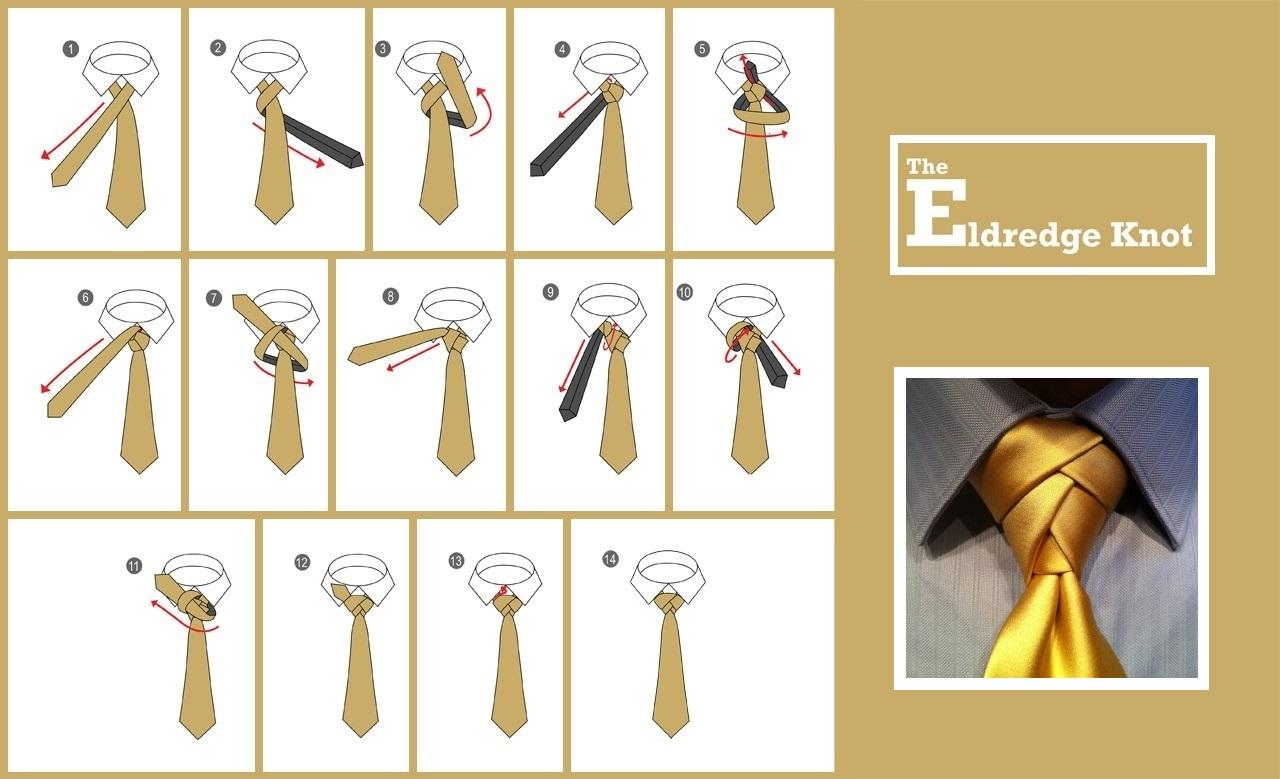 tie knot photo - 1
