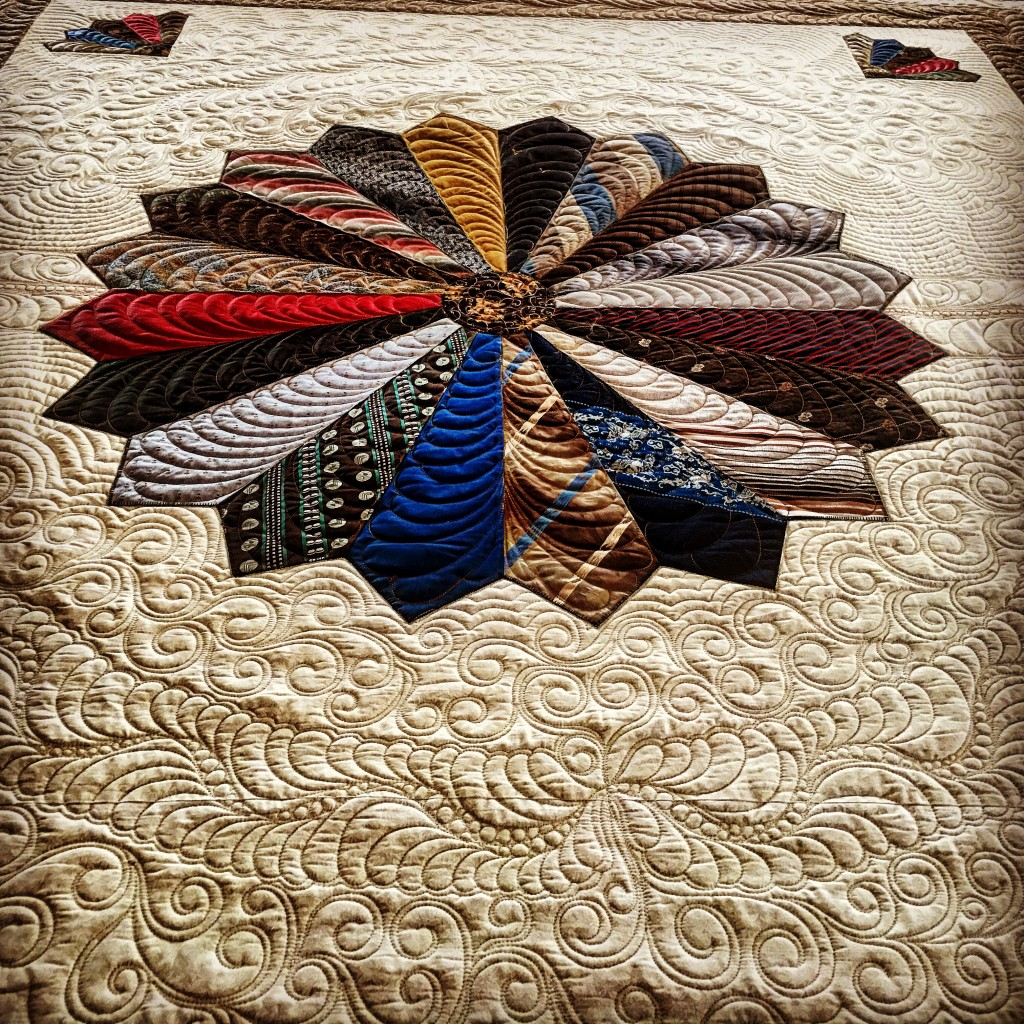 tie quilts photo - 1