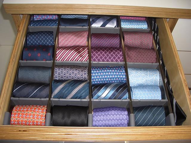 Tie Racks For Closet Photo 1