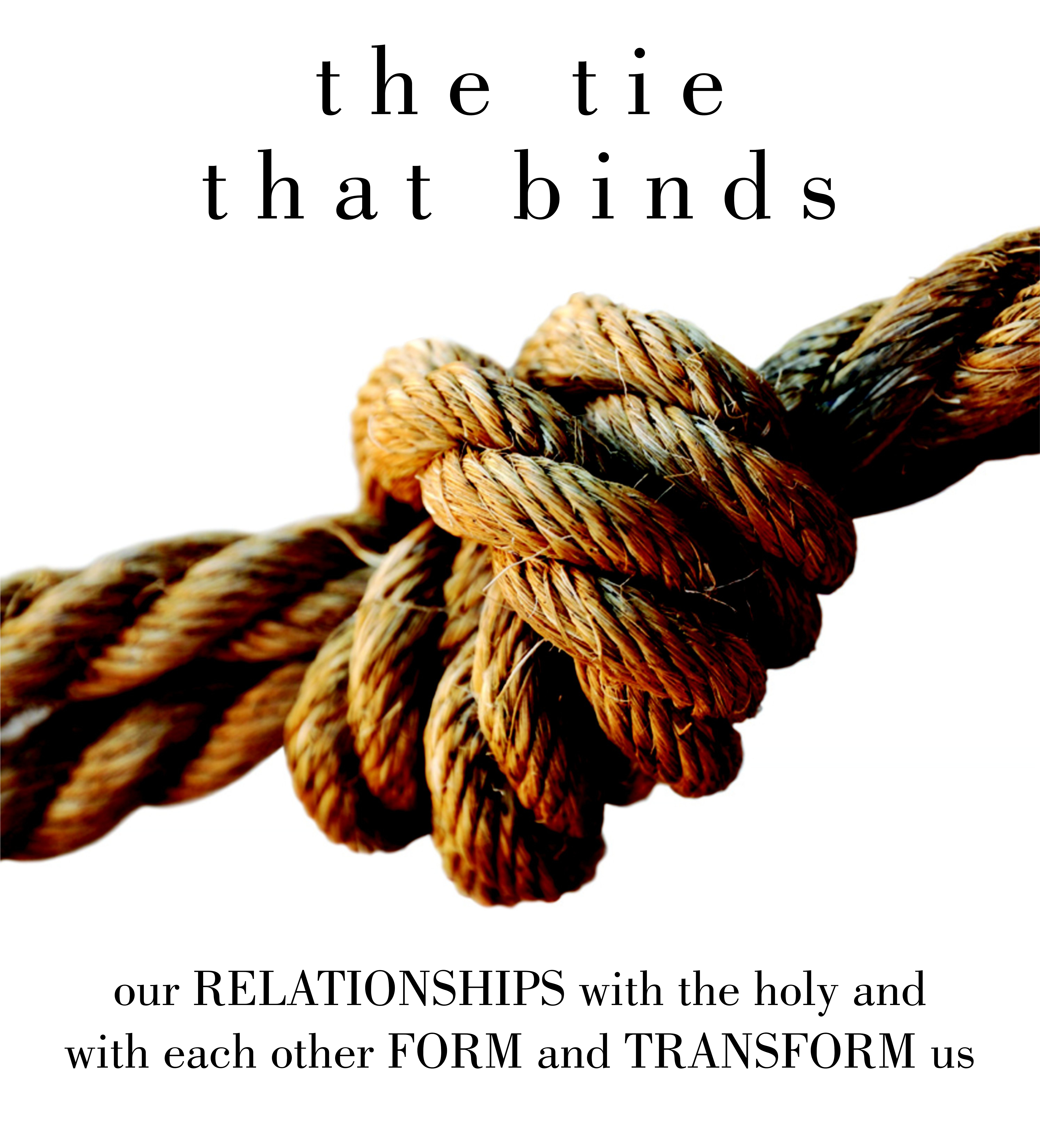 tie that binds photo - 1