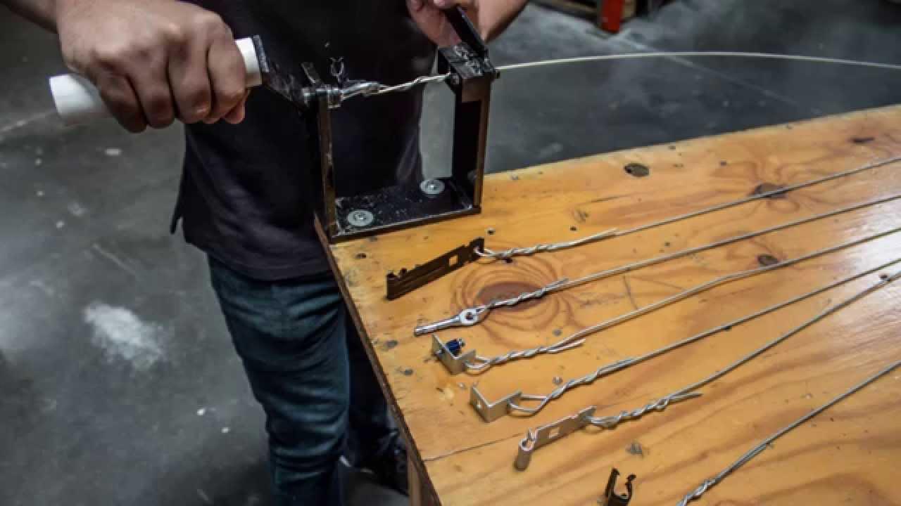 tie wire twister photo - 1