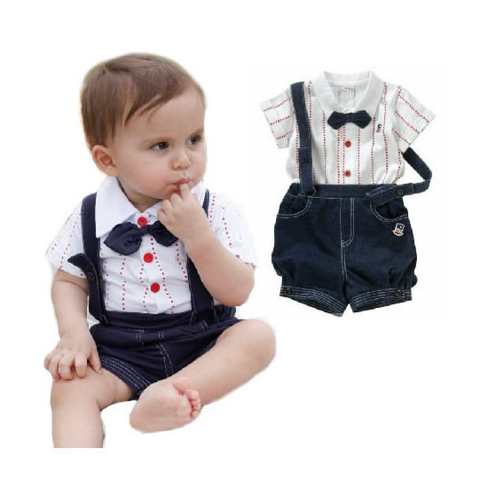 toddler bow tie outfit photo - 1