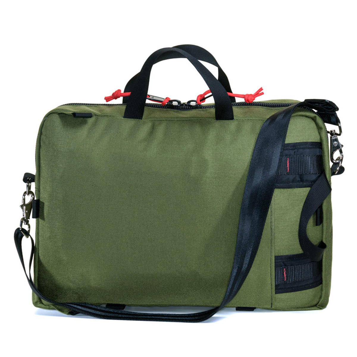 topo designs mountain briefcase photo - 1