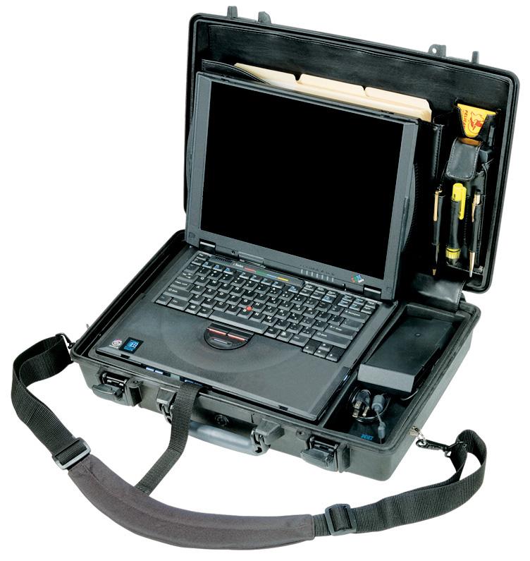 travel pro briefcase photo - 1