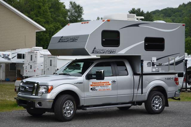 truck camper tie downs photo - 1