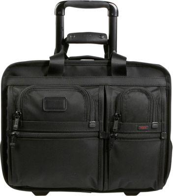 tumi alpha briefcase photo - 1