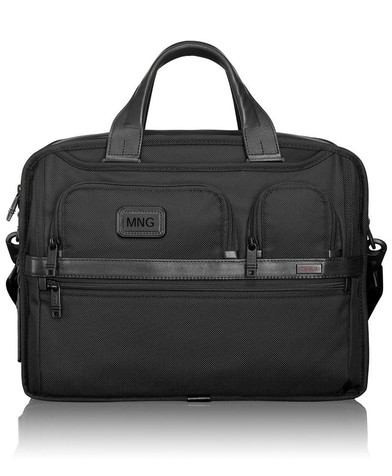 tumi briefcase photo - 1