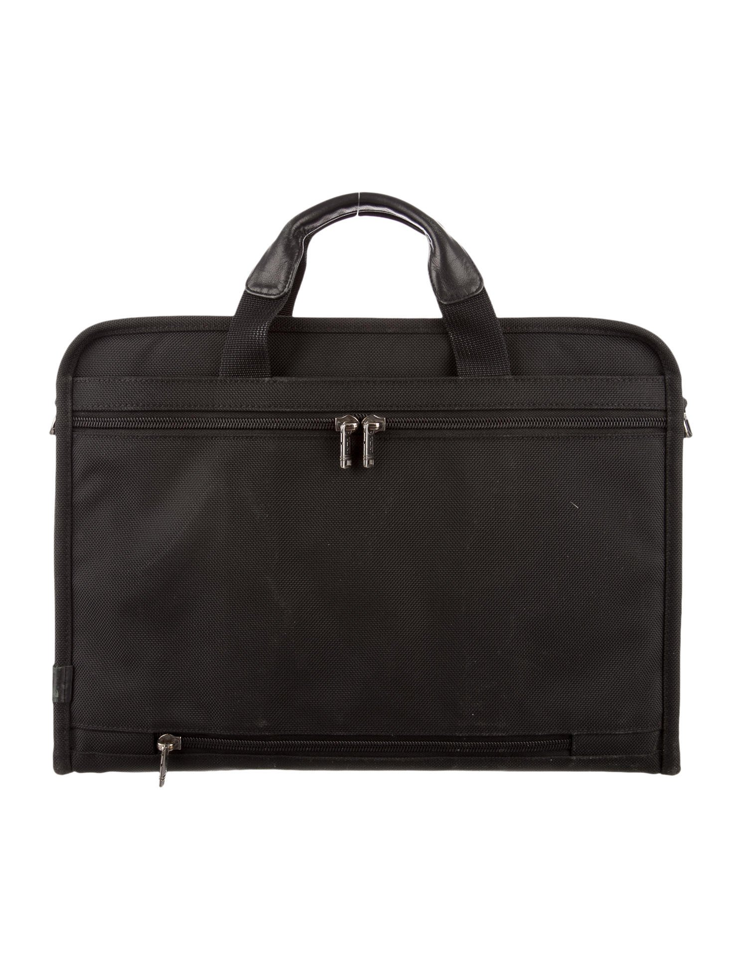 tumi mens briefcase photo - 1