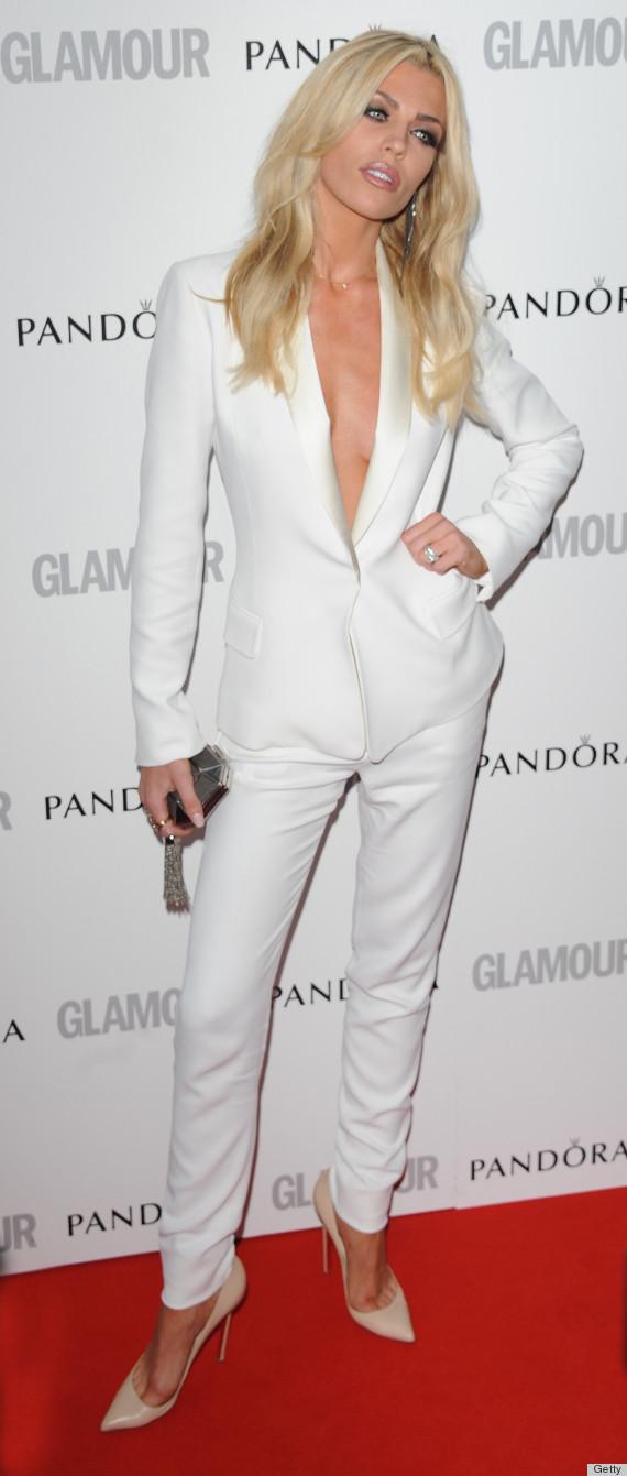 tux suit for women photo - 1