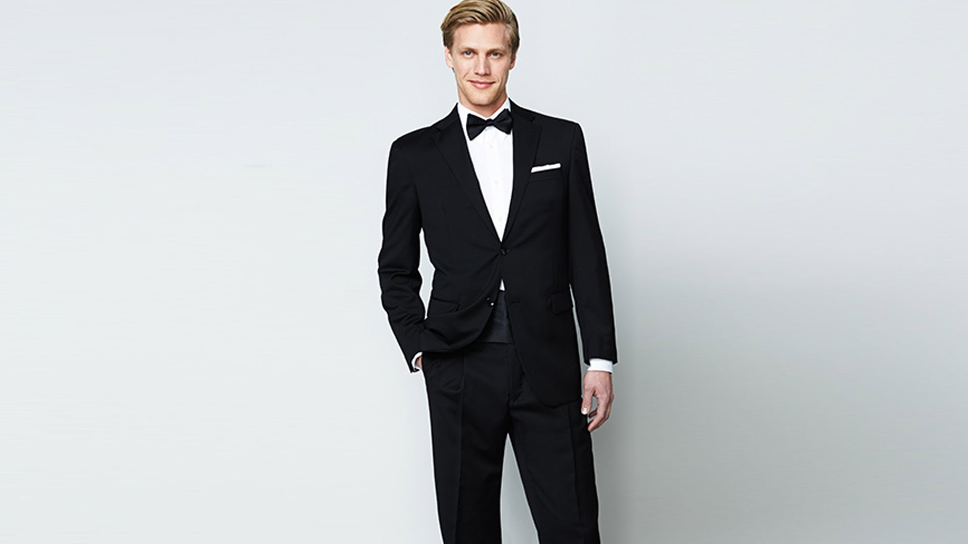 tuxedo suit for women photo - 1
