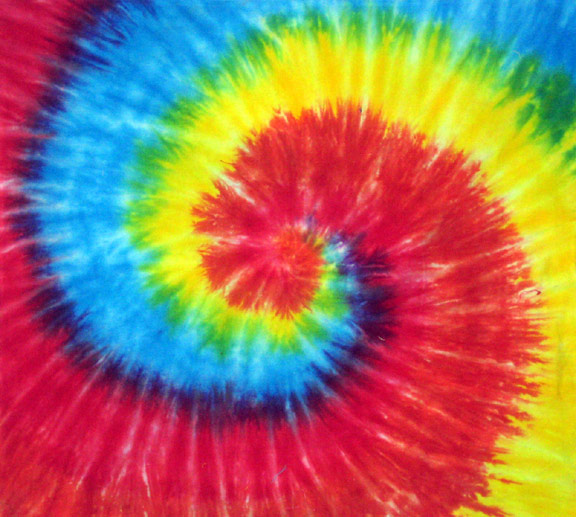 types of tie dye photo - 1