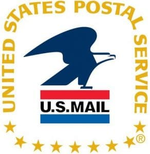 united states post office t shirt photo - 1