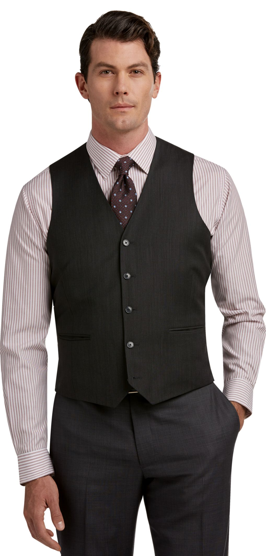 vest and tie combo photo - 1