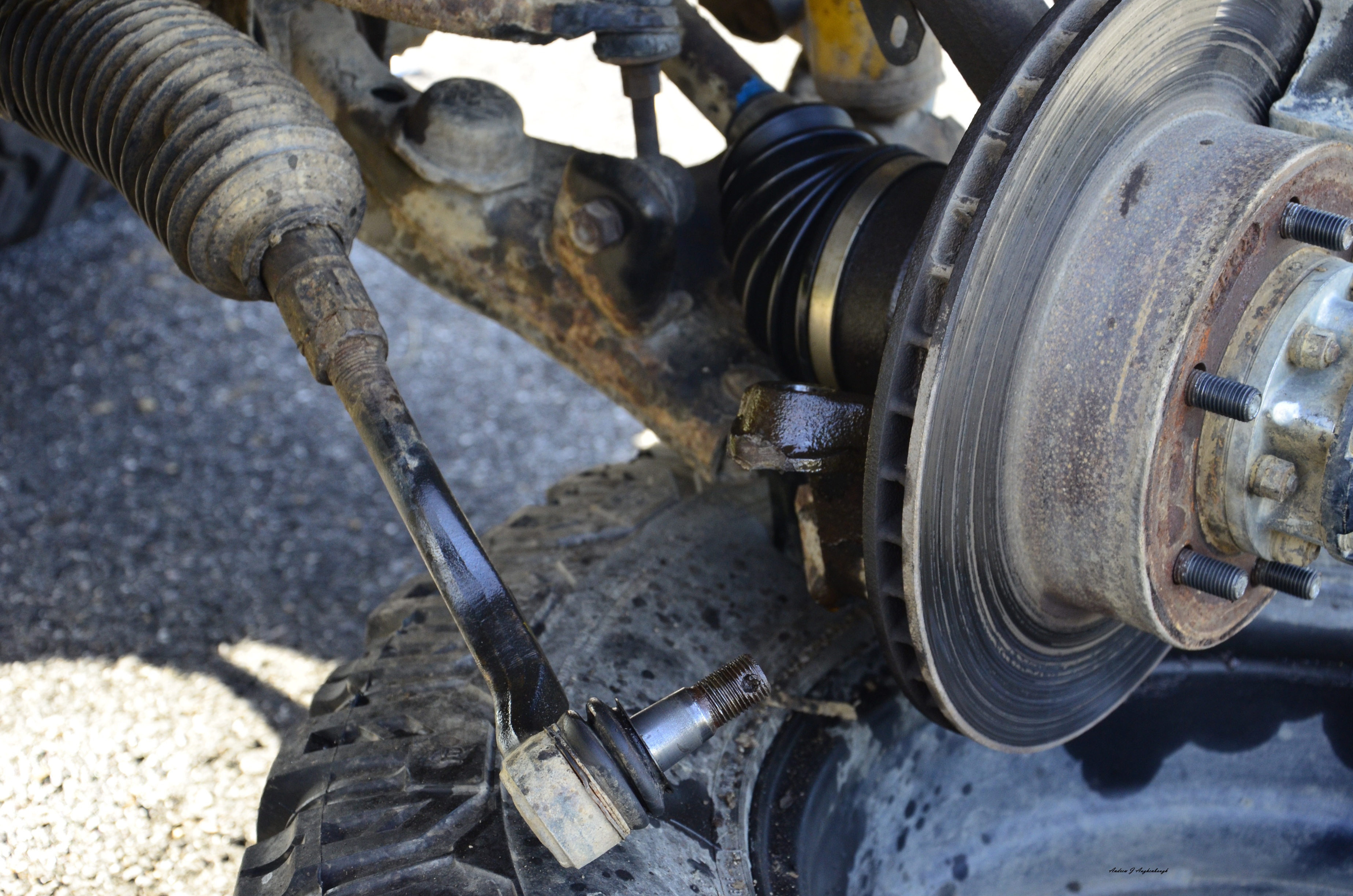 what do tie rods do photo - 1