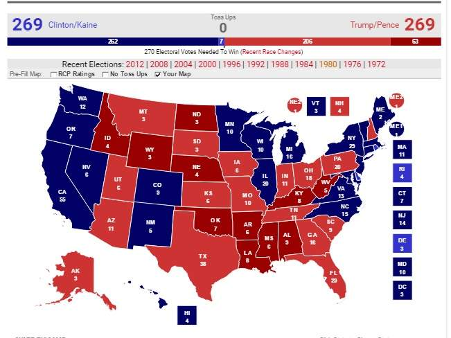 what happens if there is a tie in the electoral college photo - 1