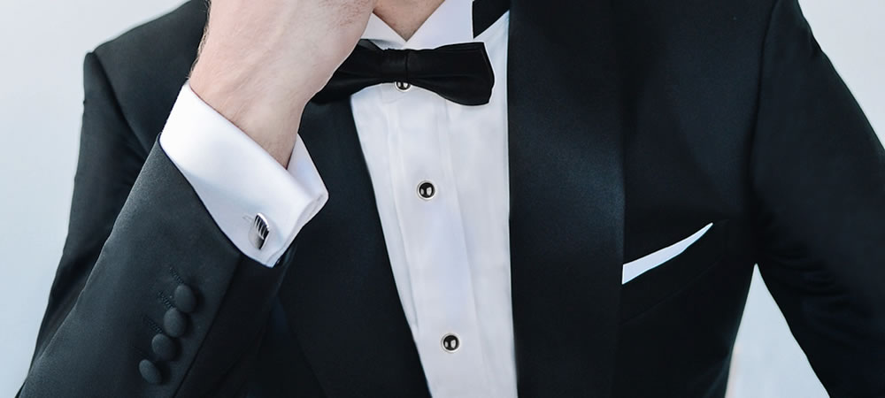 what is a black tie event photo - 1