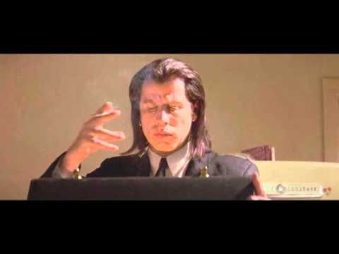 what was in the briefcase in pulp fiction photo - 1