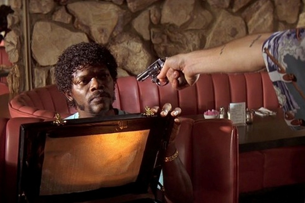 what was in the briefcase pulp fiction photo - 1