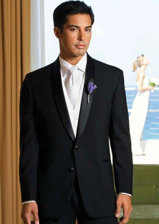 white tie tuxedo photo - 1