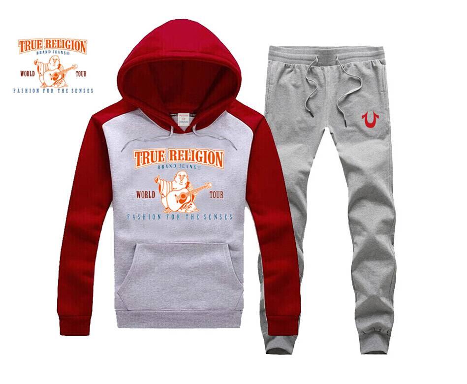 women true religion jogging suit photo - 1