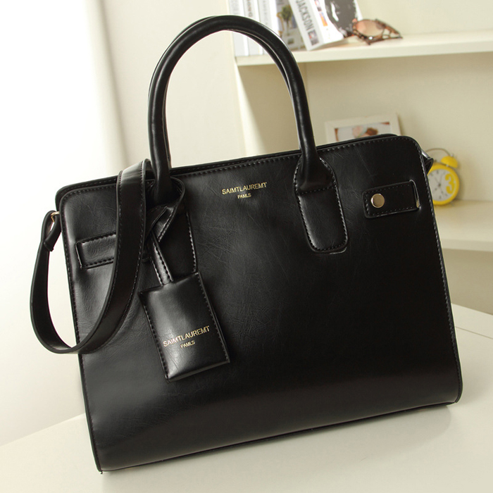 womens briefcase tote photo - 1