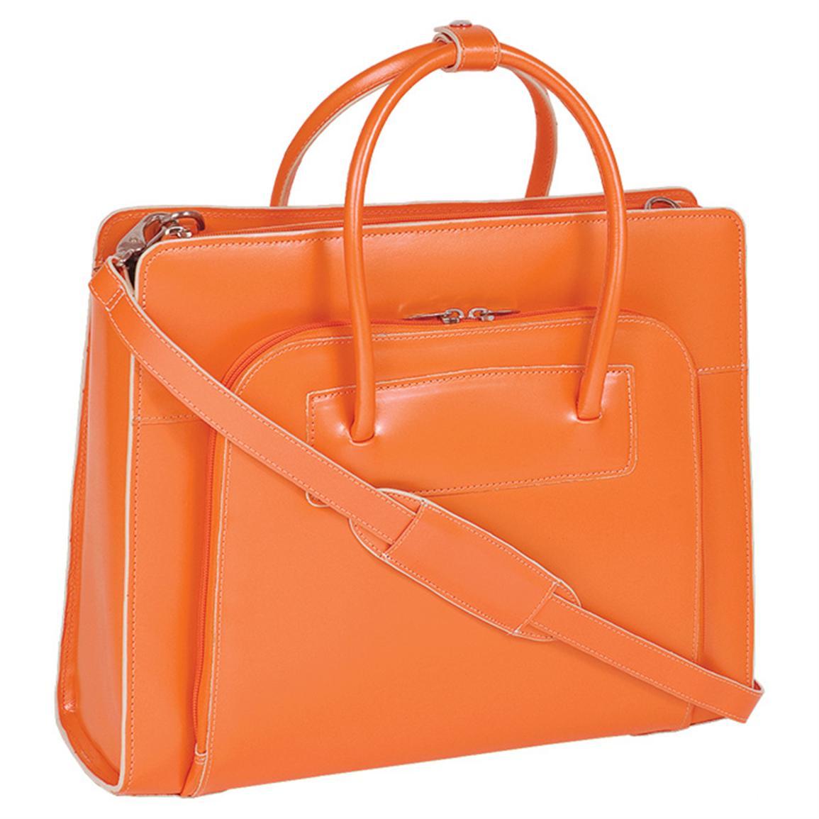womens laptop briefcase photo - 1