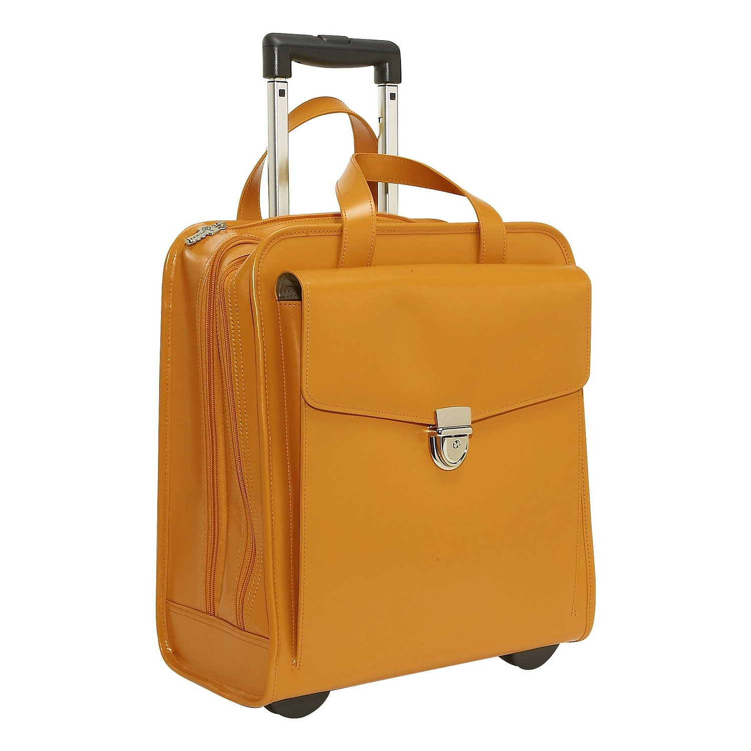 womens rolling briefcase photo - 1