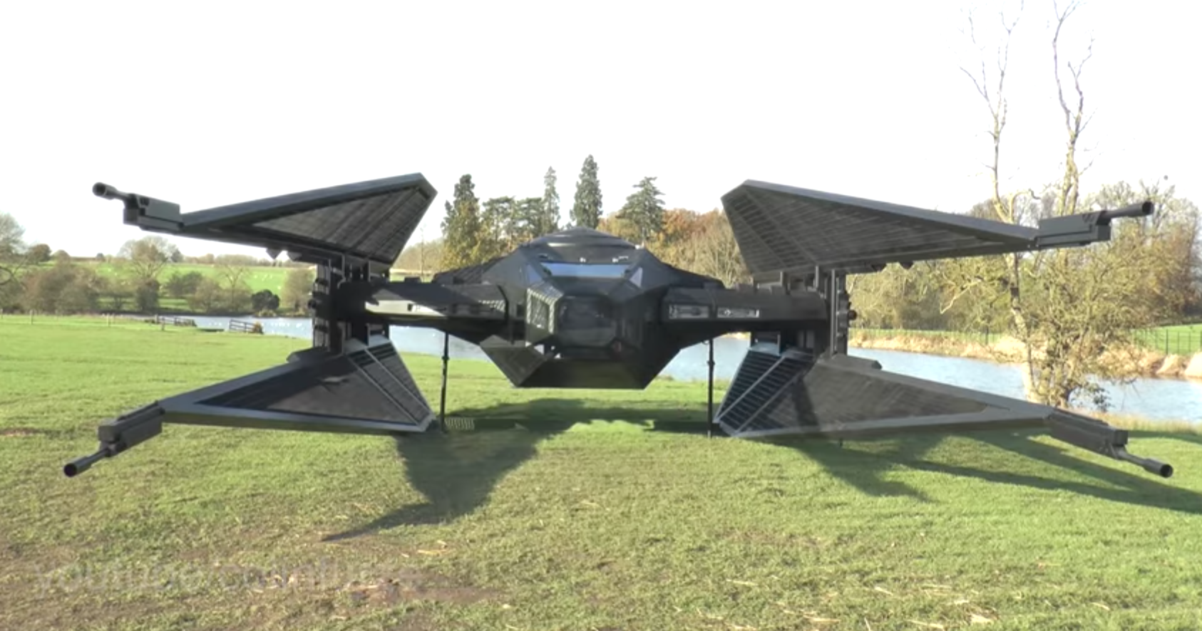 x wing tie silencer photo - 1