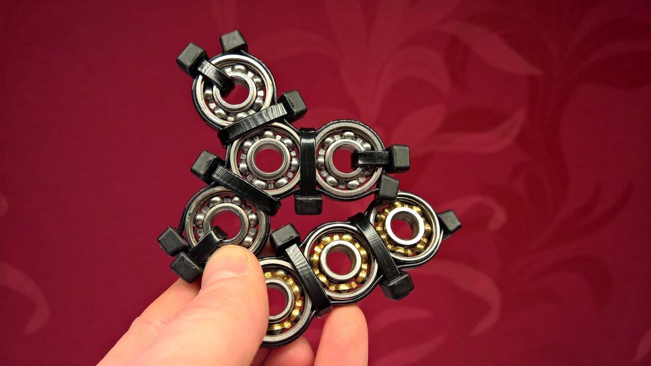 zip tie fidget spinner photo - 1
