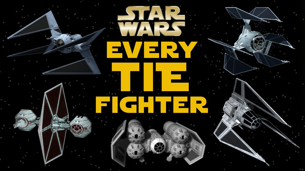 all tie fighters photo - 1