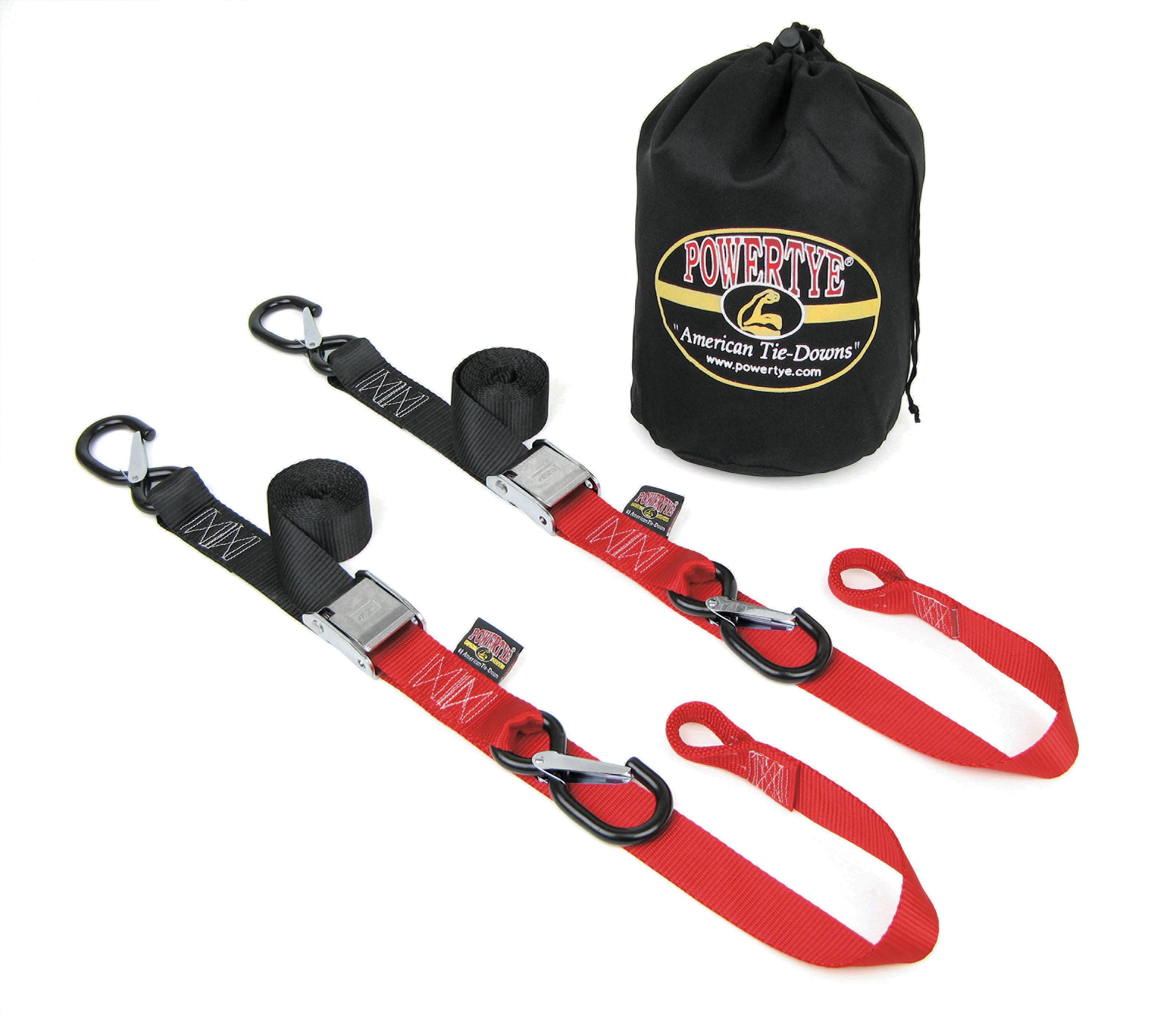 best tie down straps photo - 1