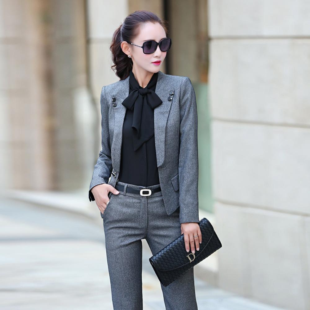 black suit for women sale photo - 1