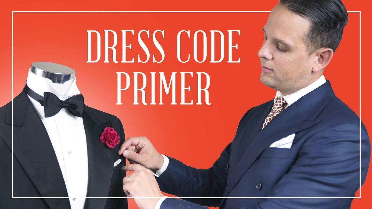 black tie dress code for men photo - 1