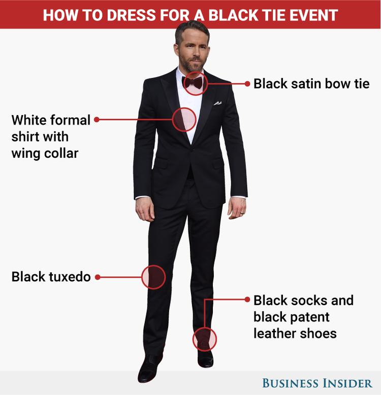 black tie dress code for women photo - 1