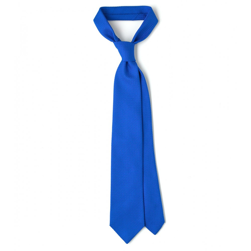 blue tie photo - 1