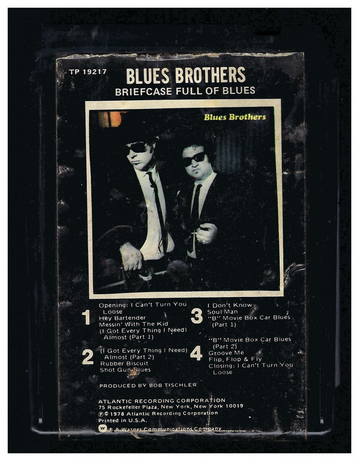 blues brothers briefcase full of blues photo - 1