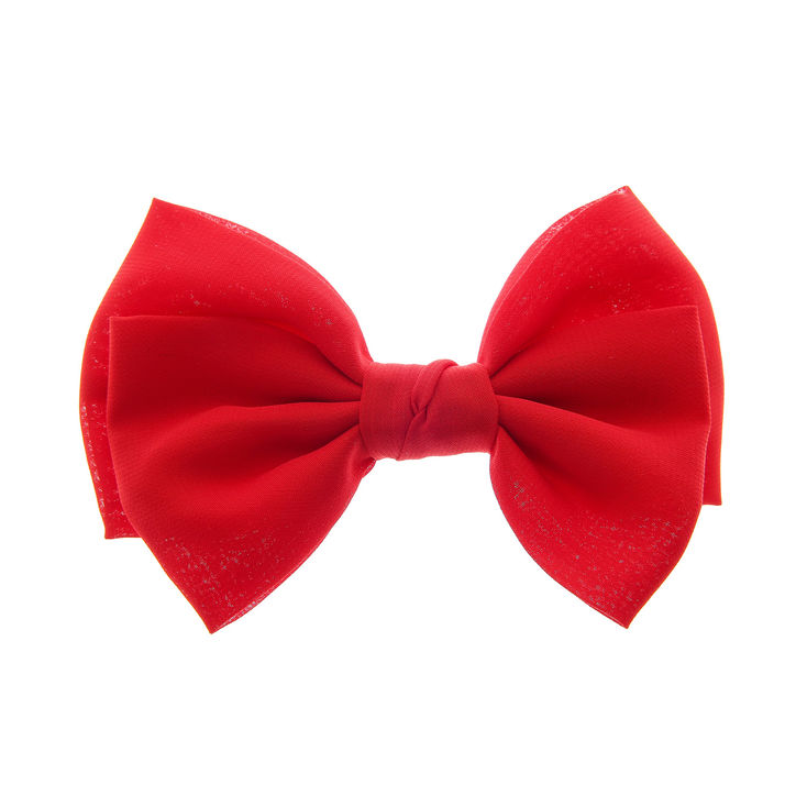bow hair tie photo - 1